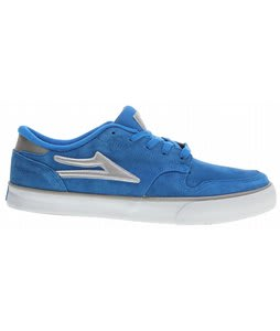 Lakai Carroll 5 Skate Shoes Blue Suede