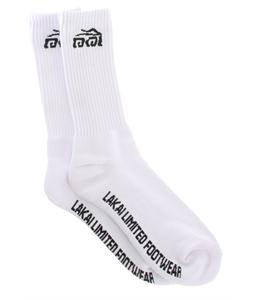 Lakai Gimme 11 Socks White