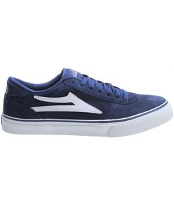 Lakai Pico Skate Shoes Navy Suede