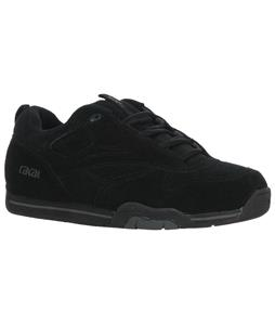 Lakai MJ-1 Skate Shoes Black Blem
