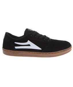 Lakai Pico XLK Skate Shoes Black/Gum Suede