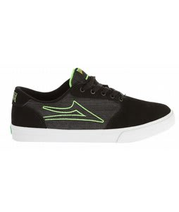 Lakai Pico Skate Shoes Black Suede Creature