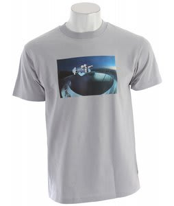 Lakai Raven T-Shirt Silver