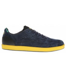 Lakai Rick Howard Skate Shoes Navy Suede