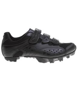 Lake MX160 Bike Shoes Black
