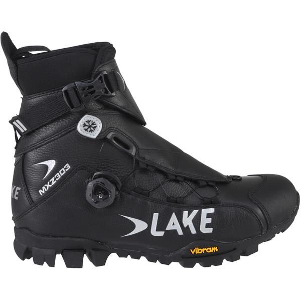 Lake MXZ303-X Wide Winter Bike Boots