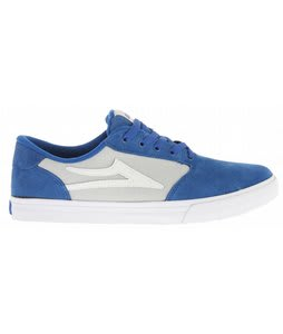Lakai Pico Skate Shoes Royal/Grey Suede