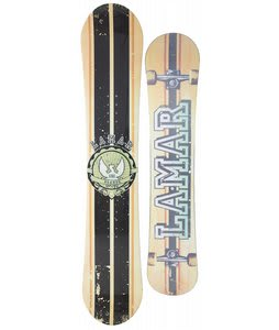 Lamar Blazer Snowboard 151 