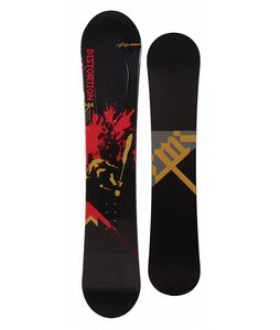 Lamar Distortion Cap Snowboard