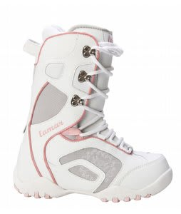 Lamar Force Snowboard Boots White/Grey