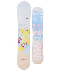 Lamar Foxie Snowboard 123