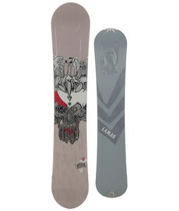 Lamar Intrigue Snowboard 157