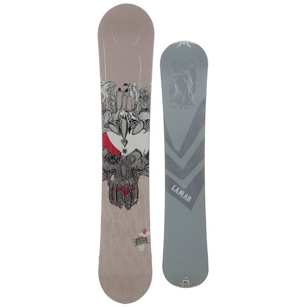 Lamar Intrigue Snowboard