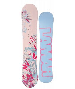 Lamar Merlot Snowboard 154