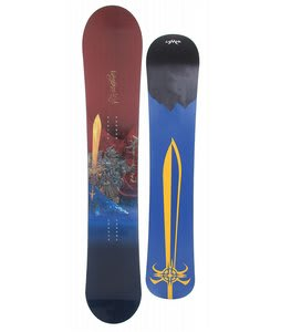 Lamar Slayer Snowboard 157