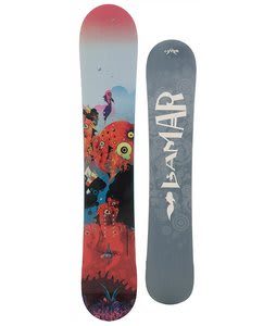 Lamar Storm Snowboard 154