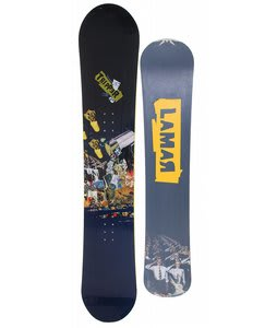 Lamar Tripper Snowboard 144