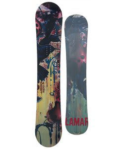 Lamar Whisper Snowboard 154