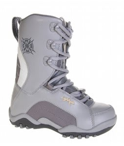 Lamar Force Snowboard Boots Charcoal