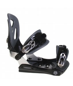 Lamar MX30 Snowboard Bindings Black