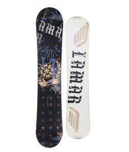 Lamar Tripper Snowboard 157