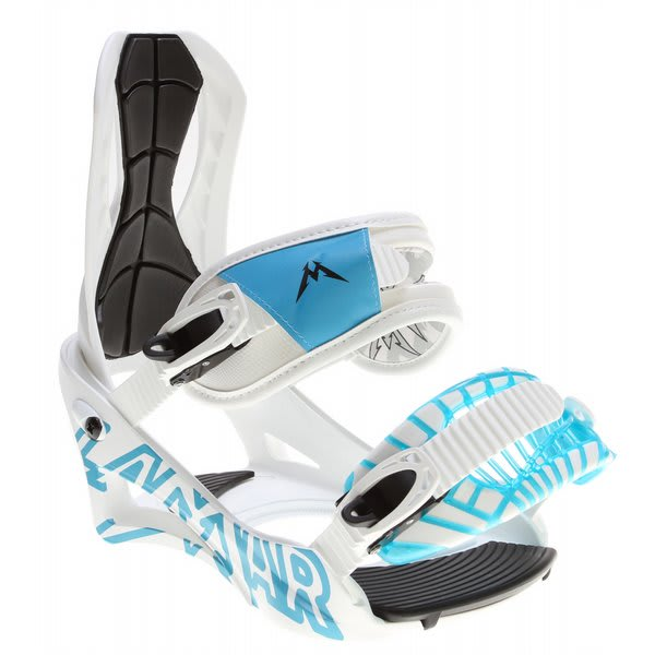Lamar Wrap Snowboard Bindings