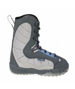 Lamar Force Snowboard Boots Grey/Sky