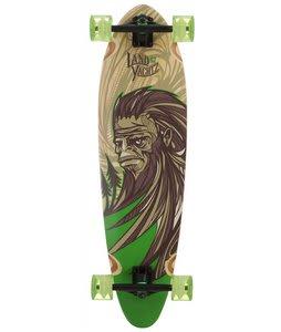 Landyachtz Bamboo Stout Yeti Longboard Skateboard