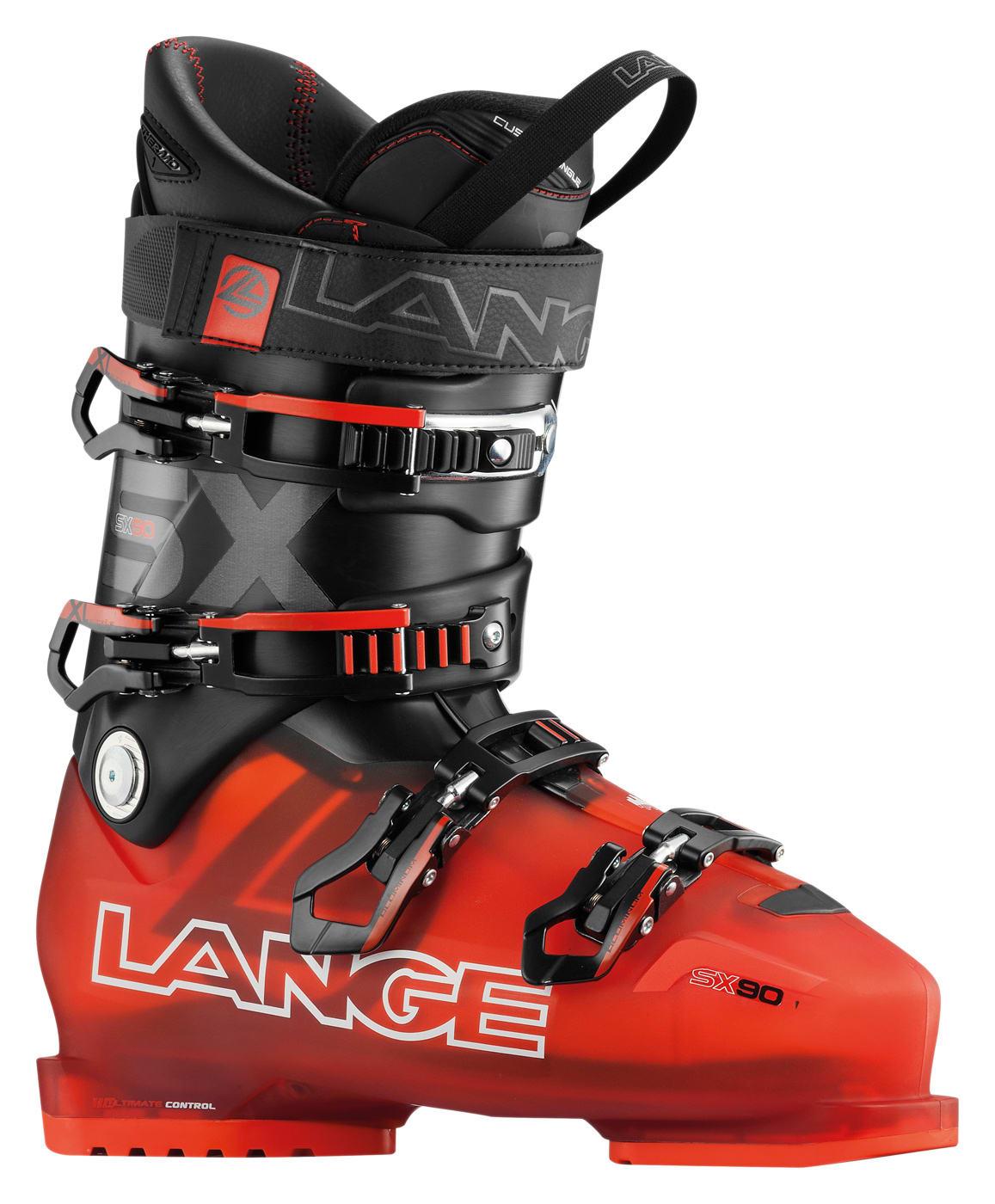 on sale lange sx 90 ski boots 2017
