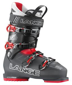Lange SX 80 Ski Boots Black/Red