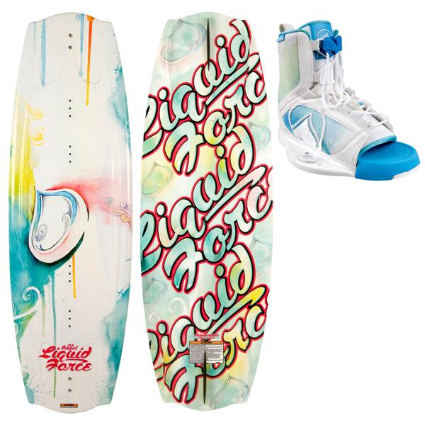 Liquid Force Angel w/ Plush Bindings