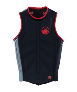Liquid Force Cardigan Comp Wakeboard Vest Black