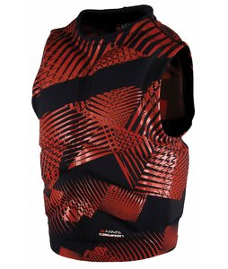 Liquid Force Cardigan Wakeboard Comp Vest Red
