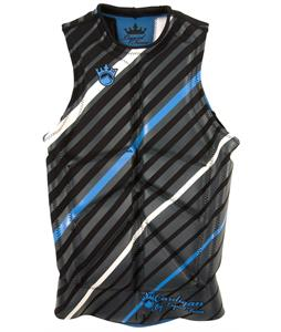 Liquid Force Cardigan Comp Wakeboard Vest Black/Blue