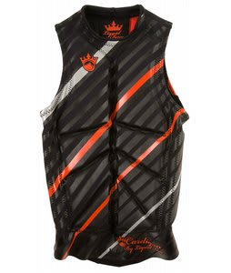 Liquid Force Cardigan Comp Wakeboard Vest Black/Red