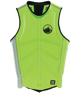 Liquid Force Cardigan Comp Wakeboard Vest Green