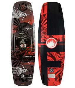 Liquid Force Deluxe Hybrid Wakeboard 143