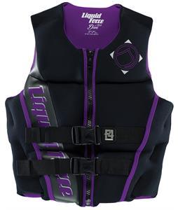 Liquid Force Diva CGA Wakeboard Vest Black Purple
