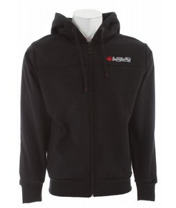 Liquid Force Dry Side Zip Hoodie Black