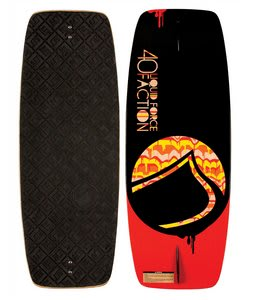 Liquid Force Faction Wakeskate 40