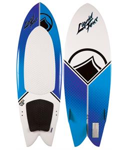 Liquid Force Fish w/ Handle Wakesurfer 5ft 6in