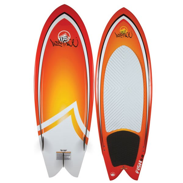 On sale liquid force fish wakesurfer up to 70 off for Liquid force fish