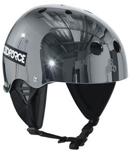 Liquid Force Flash Wakeboard Helmet Chrome