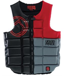 Liquid Force Flex Comp Wakeboard Vest Black/Red