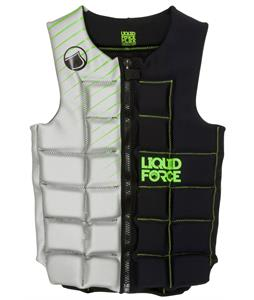 Liquid Force Flex Comp Wakeboard Vest Black/Silver