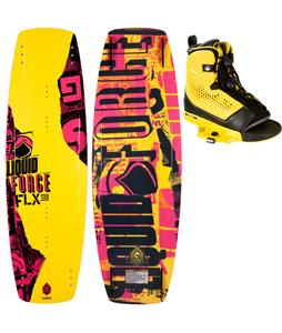 Liquid Force FLX Wakeboard w/ Ultra OT Bindings