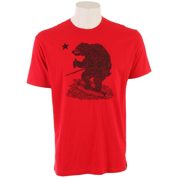 Liquid Force Gnarly Bear T-Shirt