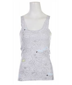 Liquid Force Hadley Tank Top White