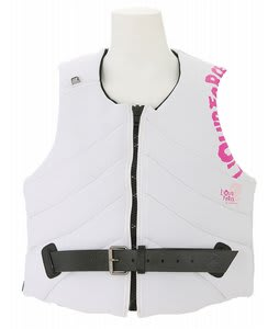 Liquid Force Heartbreaker Comp Non Cga Wake Vest White