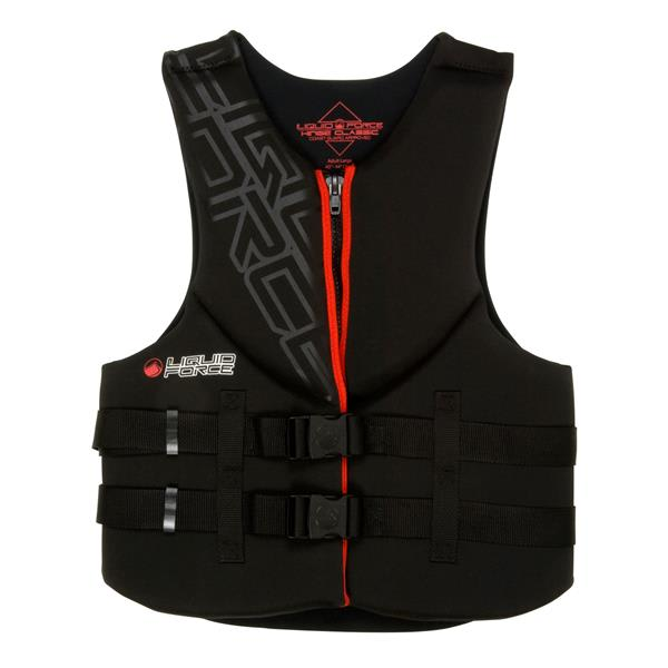 Liquid Force Hinge Classic CGA Wakeboard Vest